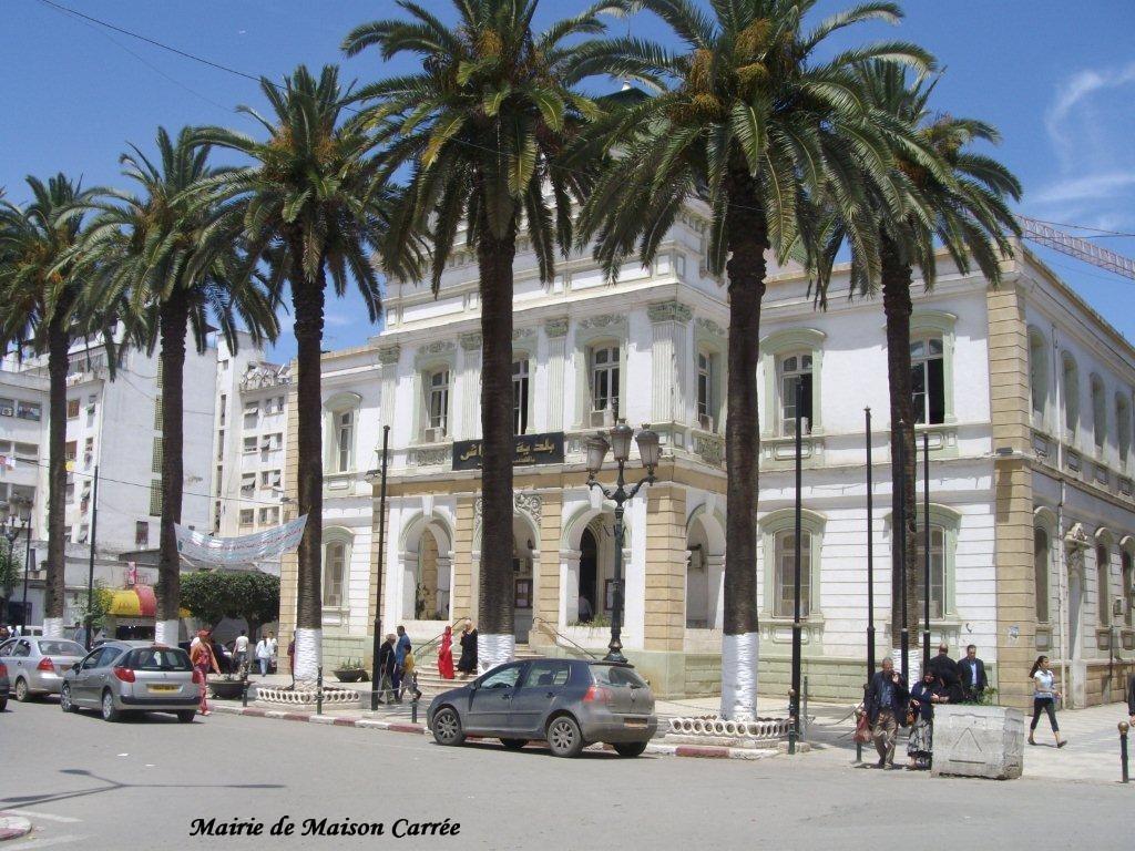 Voyages à Maison Carrée – Alger