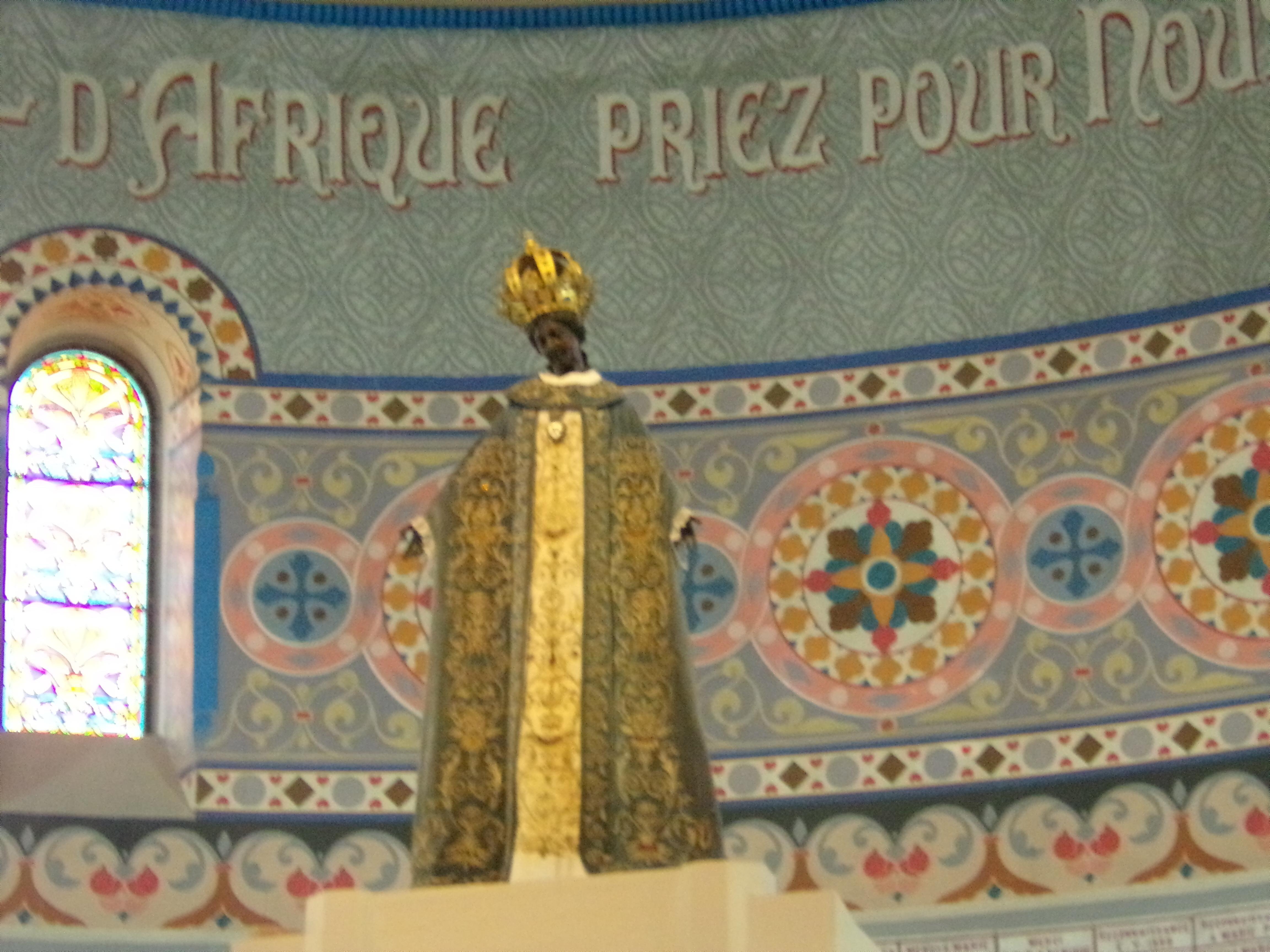 Basilique Notre Dame d'Afrique